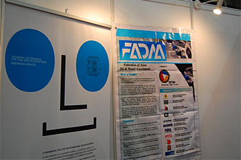FADMA JOINS 12th Die & Mould Exhibition last May 13-16, 2008